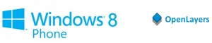 Using OpenLayers in Windows 8
